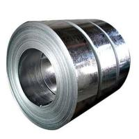 Wholesale Hot Dipped Galvanized Steel Strip Coil Corrosion Resistance Chromated / Oiled G40 - G90 from china suppliers