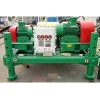 Wholesale Drilling Fluids Solid Control Mud Decanting Centrifuge from china suppliers