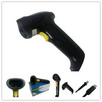 Wholesale Handheld USB Barcode Scanner Plastic Material , Cordless Barcode Scanner from china suppliers