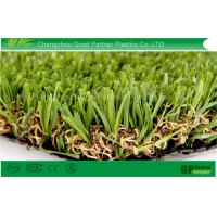 Wholesale U Shaped Summer Green Color Outdoor Artificial Grass Used For Garden Decoration from china suppliers