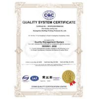 Green Packaging Supply Limited Certifications