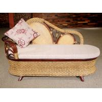 Wholesale bamboo rattan sofa, classic lounge chair, living room sofa, #1139 from china suppliers
