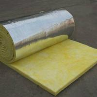 Quality Glass wool blanket with Aluminum foil,glass wool for heat insulation for sale