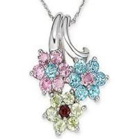 Wholesale Multi-Gemstone Pendant from china suppliers
