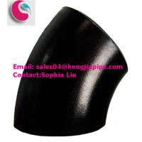 Wholesale Hebei 45degree pipe elbow from china suppliers