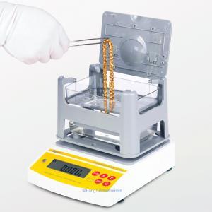Wholesale Electronic Gold Analyzer , Gold K Value Analyzer , Gold Karat Purity Testing Machine from china suppliers