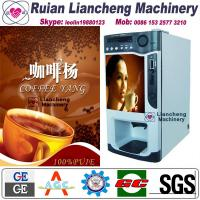Wholesale coffee pulper machine Bimetallicraw material 3/1 microcomputer Automatic Drip coin operated instant from china suppliers