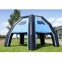 Wholesale Blue Large Comercial Grade Dome Inflatable Tent Water Proof PVC For Advertising from china suppliers