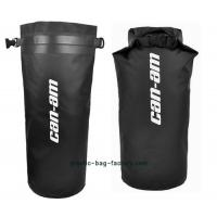 Wholesale Black Rafting Waterproof Dry Bags D31 X H50cm Size With Silk Screen Printing from china suppliers