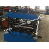 Wholesale Steel Composite Floor Decks Metal Roll Forming Machine Cold Roll NZS BS AS from china suppliers