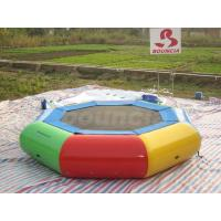 Wholesale Inflatable Sungear Water Trampoline For Backyard Or Square from china suppliers