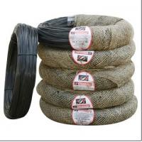 Wholesale Soft Black Annealed Wire With Oil Painted Black Annealed Wire from china suppliers
