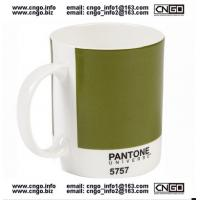 Buy cheap needs for your coffee BEER MUG PANTONE colors mug spots cup mugs NO.5757 from wholesalers