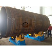 Quality Pipe Self Aligned Welding Rotator , Pipe Welding Rotator For Automatic  Blasting for sale