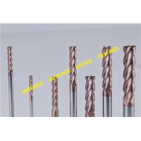 Wholesale AlTiN Coating Long Flute Square End Mill with 6 mm - 20 mm Diameter from china suppliers