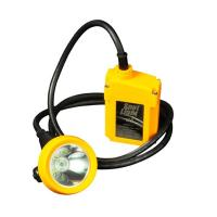 Wholesale 1w Rechargeable 6.6ah Led Explosion - Proof Mining Cap Lamp Safety Underground from china suppliers