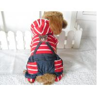 Wholesale S M L Xl Dog overalls eco-friendly material pet clothes for small dogs from china suppliers