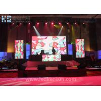 Wholesale Indoor Led Screen Rental , RGB Led Display For Rental 2200nit Brightness from china suppliers