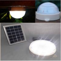 Wholesale Solar Power Panel Garden Path Lights Solar Lights 9LED Solar Lamp for Emergency Cool White Wall Lightings from china suppliers