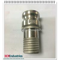 "Wholesale 316 stainless steel screw camlock quick coupling size 2"" type E from china suppliers"