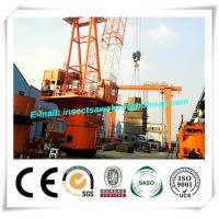 Wholesale Shipyard H Beam Welding Line Anti Explosion Marine Wire Platform Crane from china suppliers
