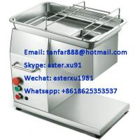 Wholesale TF-500 Tabletop Fresh Meat Cutting Machine from china suppliers