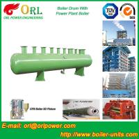 Wholesale Diesel Water Heat Boiler Steam Drum Thermal Insulation SGS Certification from china suppliers