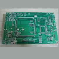 Wholesale Double Layer Rigid Printed Circuit Board with FR4 Base , 1oz Copper and 4mil Multilayer PCB from china suppliers