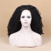 Wholesale Wholesale Price Afro Wave Synthetic Lace Front Wigs 8-26 Inches from china suppliers
