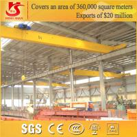 Quality LDP Single Girder Low Headroom Bridge Crane for sale