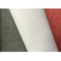 Wholesale Blackout Thermal Curtain Lining Fabric / Blackout Drapery Fabric from china suppliers
