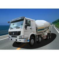 Buy cheap sinotruk new howo 6x4 concrete mixer truck from wholesalers
