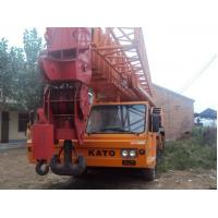 Wholesale 80T,100T 120t,160t, used kato truck crane from china suppliers