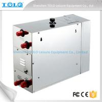 Wholesale Turkey Steam Bath Electric Steam Generator With Auto Draining Function from china suppliers