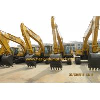 Wholesale SDLG Excavator Machine LG6300E With 1.9 Cbm Rock Bucket And Air Condition from china suppliers