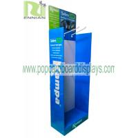 Quality MDF Pop Cardboard Displays With Metal Hooks / Camping Tent Standee Display Enps114 for sale