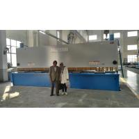 Wholesale Sheet Manual Hydraulic Guillotine Shear 6.5M Long Cutting Thickness 13mm from china suppliers