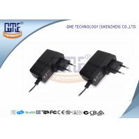 Wholesale AC DC 12v Constant Current LED Driver Dimmable Black with EU Plug from china suppliers