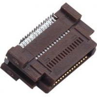 Wholesale LCP Material 0.635mm Male Board to Board Connector 250V AC Voltage from china suppliers