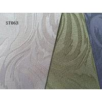 Buy cheap Blackout roller blind fabric ST063 from wholesalers
