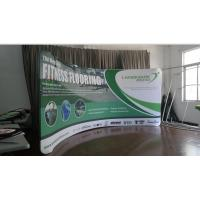 Wholesale 10Ft Aluminum Stand Tension Fabric Displays , affordable booth displays for trade shows from china suppliers
