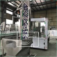 Thailand customized Drinking Water Bottle Filling Machine with Model CGF18-18-6 CGF24-24-8 CGF32-32-8