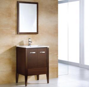 Wholesale bathroom design, bathroom vanity, MDF bathroom vanity cabinet from china suppliers