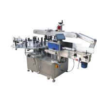 Quality Round Bottles Double Side Sticker Labelling Machine For Beverage , Food ,Chemical for sale