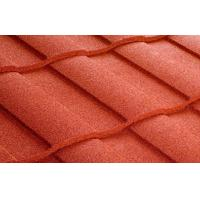 Wholesale Eco-friendly Metal Double Roman Roof Tiles Spanish Tile Roof from china suppliers