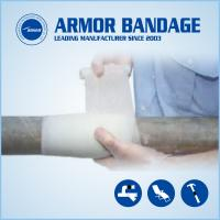 Wholesale PVC Pipe Repair Bandage Wrapping Tape Fast Pipe Repairing Armor Wrap Tape from china suppliers