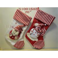 Wholesale new products 2016 innovative Baby christmas stockings christmas socks from china suppliers
