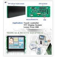 Wholesale RoHS TFT LCD Display Module 65K Color Fonts And Icon Control Board 2GB Flash Memory from china suppliers