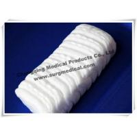 Wholesale Personal Perforated Zig - zag Cotton Wool High Absorbent Baby Care from china suppliers