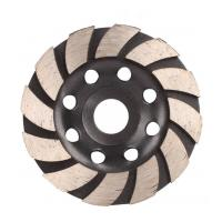 Wholesale Cup Shaped Diamond Saw Blades For Concrete , Diamond Disc Cutter Blades from china suppliers